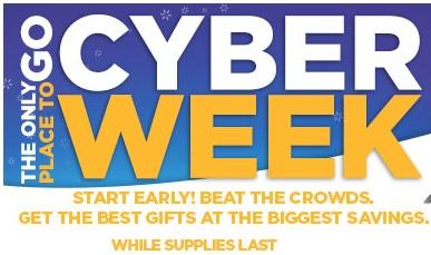 cyber Monday/week