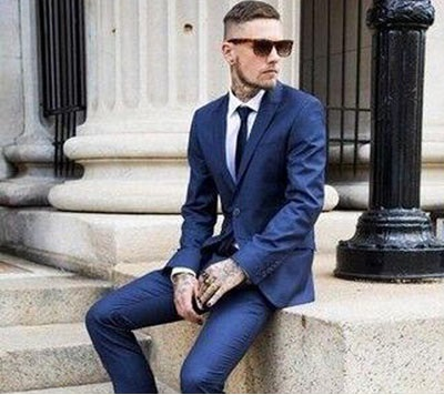 Men S Fashion Dress Suits Titles