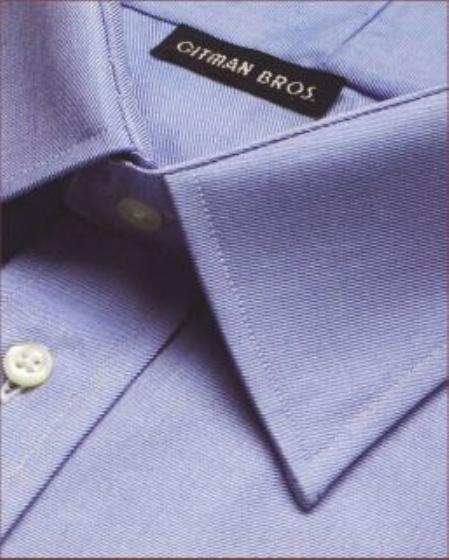 Gitman 80% Cotton Twill Dress Shirt Basics  in Many Colors $80
