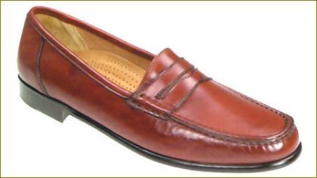 SKU# RKF345 LERICI 404 Brick. Belting leather in the Super-Flex Sole Super Comfort $277