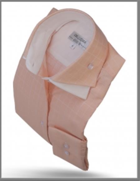 Collar Shirt Peach
