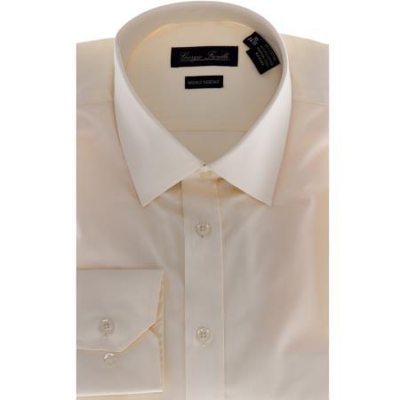 Slim-Fit Dress Shirt -