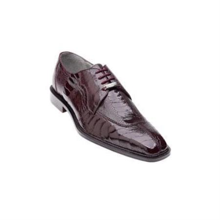 Siena Ostrich Lace Up