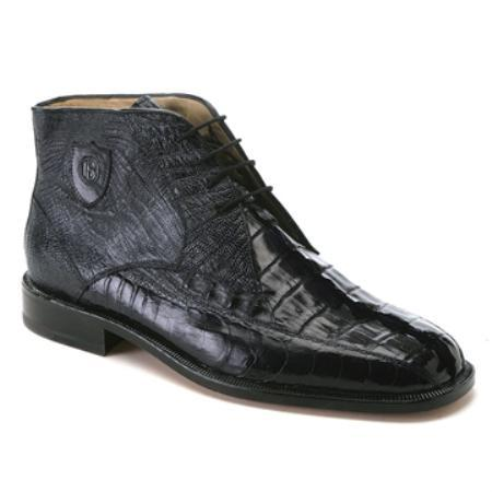 Mens Navy caiman ~