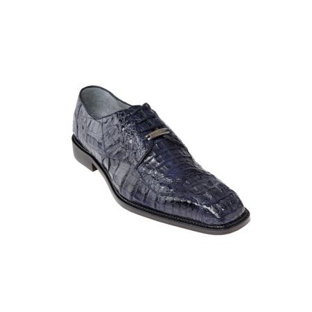 Chapo Hornback Shoes Navy
