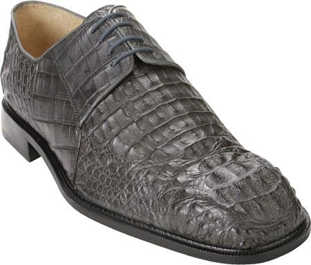 SKU#GY958 Belvedere Coppola - Gray Crocodile