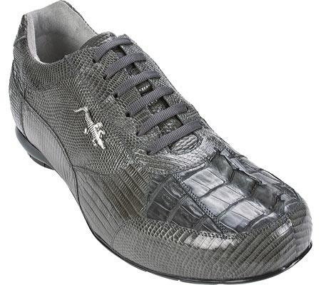 SKU#YX573 Belvedere Cresta - Grey Hornback/Lizard $252