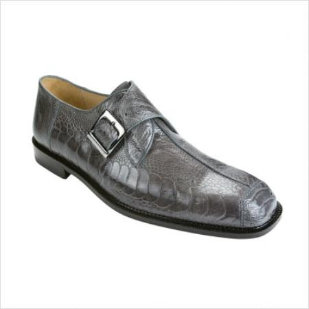 SKU#LP8472 Belvedere Dolce Loafer in Gray Slip-on style $256