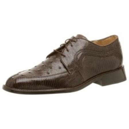 SKU# QSX311 Belvedere Mens Luna Oxford