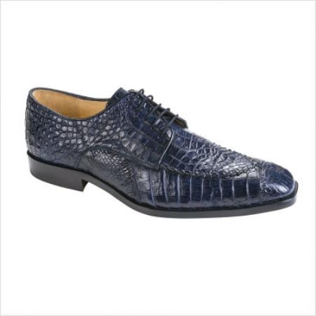 SKU#SZ6066 Belvedere Monte Oxford in Navy $325