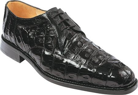 MensUSA.com Belvedere Susa Black Crocodile(Exchange only policy) at Sears.com