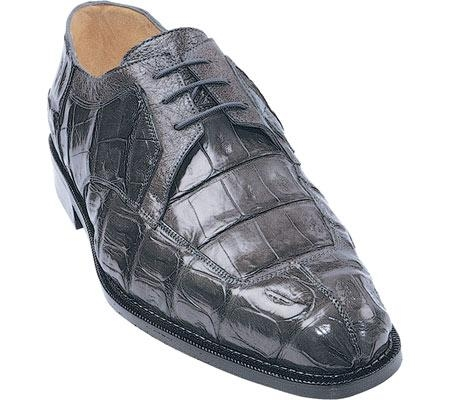 SKU#XU827 Belvedere Susa - Gray Crocodile ~ Alligator   $489