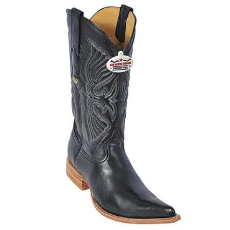 XXX 3X Toe Leather