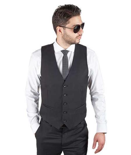 5 Button Fashionable Dress