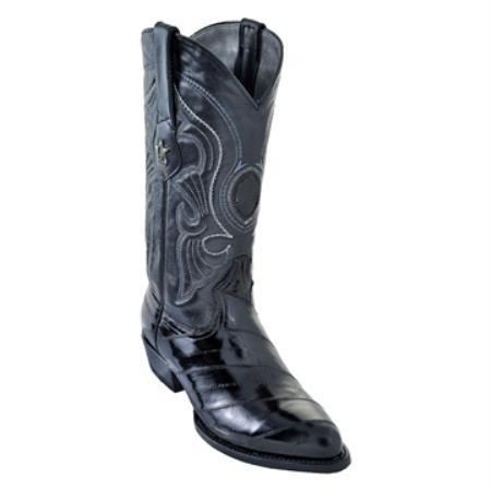 Eelskin Western Boot