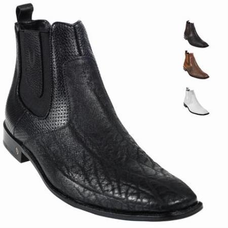Skin Dressy Mens Boot
