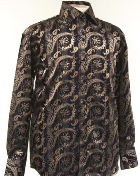 Polyester Dress Fashion Shirt