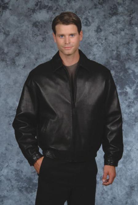 SKU#RA836 Black City jacket $200