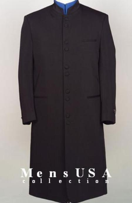 Black Long Style 45