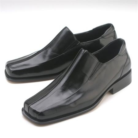 SKU# Z300161 Black SLIP-ON W/TWIN GORE $99