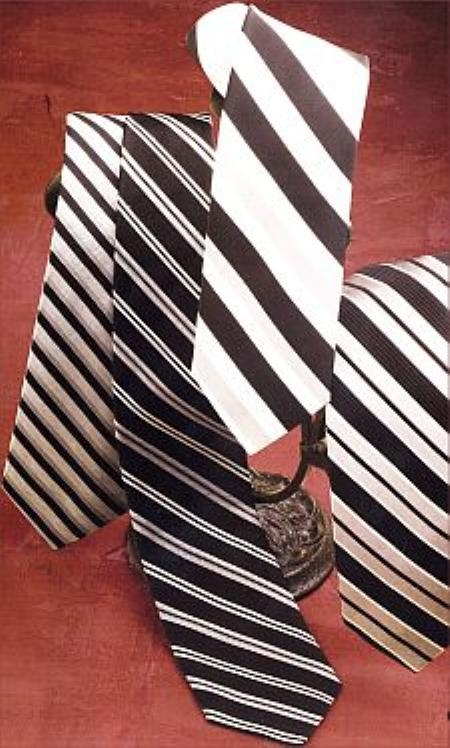 Gitman Black Tie Collection 1 Black Tie Formal Neckties $72