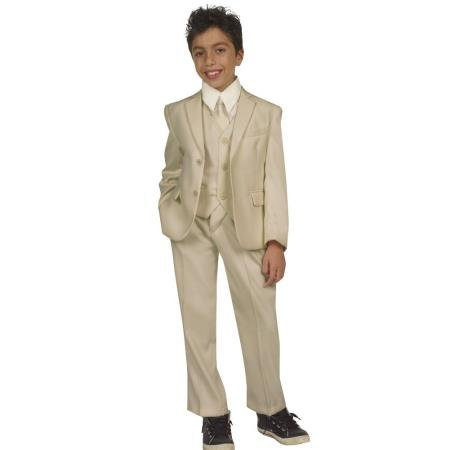 Five Piece Suit With