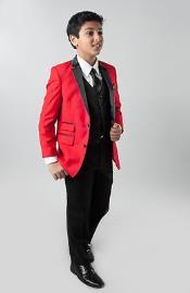 Slim fit style Tuxedo