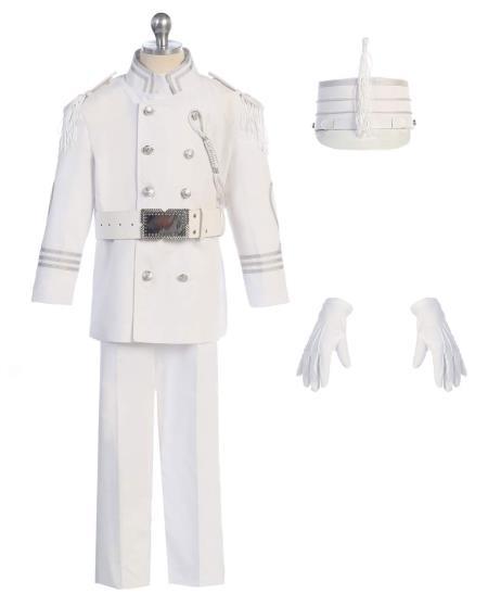 Kids Sizes Cadet Suit