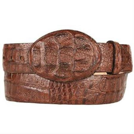 Brown Original Caiman Hornback