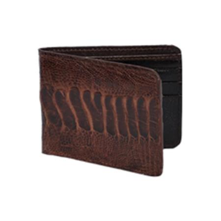 West Boots Wallet- Brown