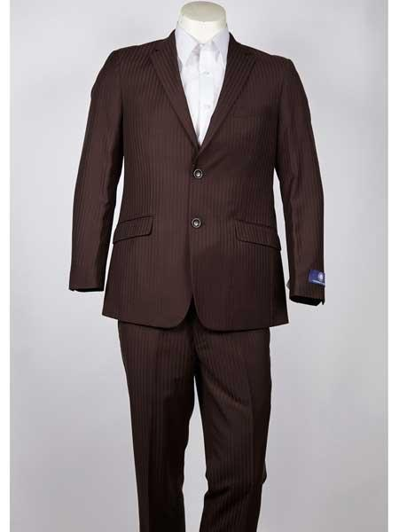 Slim Fit Chocolate 2