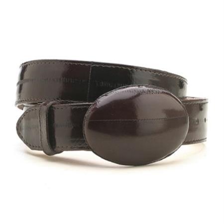 Genuine Eelskin Belt