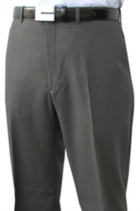 SKU#VBS923 Cotton Summer Light Weight Flat Front Pant 100% Superfine Cotton Pre-Hemmed