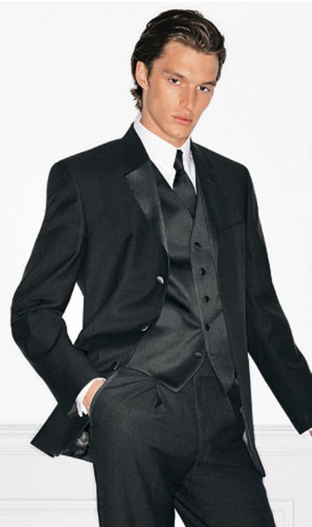 SKU#ERM567 Cotton Summer Light Weight Tuxedos (Meven)