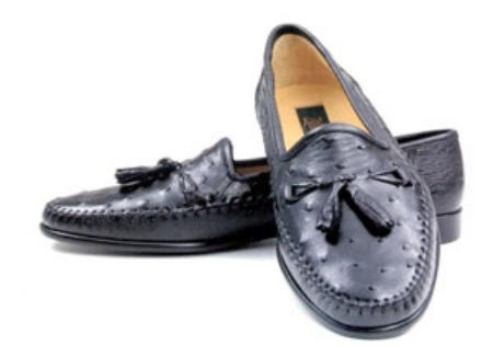 SKU# VIF967 Capetown - Ostrich quill leather.  $395