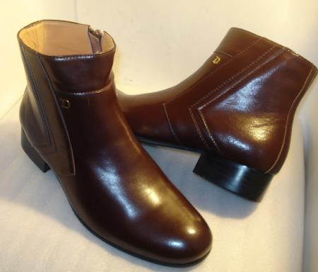 Boot Brown Us Size