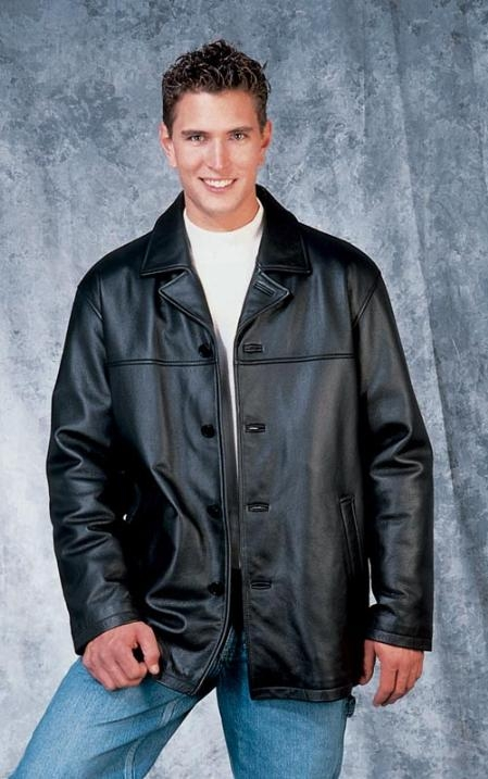 SKU#NS563 City retro jacket Black $249