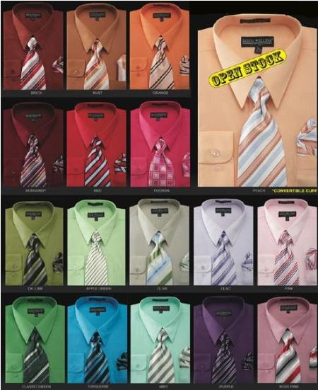 SKU#d1pws2MU Conservative Style All Collors Available Mens Dress Shirt $39