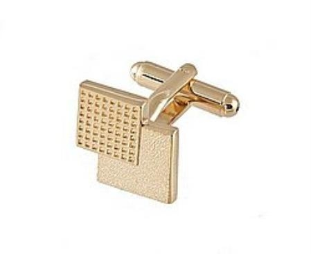 SKU#AQ111 Cufflinks Gold Vs 019 $39