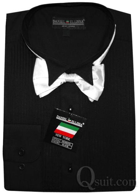 Tuxedo Dress Shirt with
