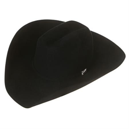 Black Felt Cowboy Hats
