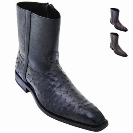 Quill Ankle Mens Boot