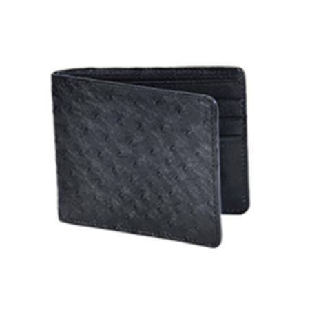West Boots Wallet- Black