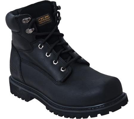 """Industrial-6"""" Steel Toe Lace"""