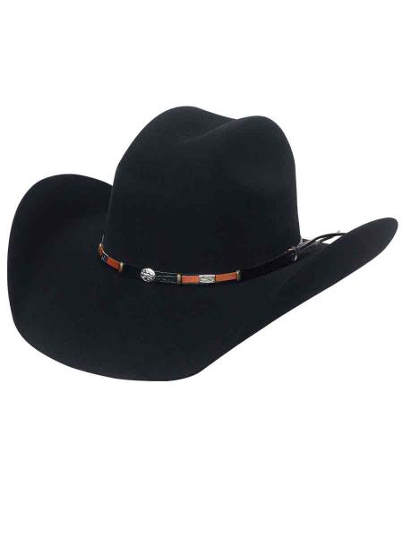 Lana Negro Hat Black