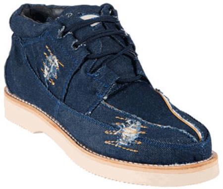 West Denim Casual Shoes
