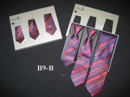 Stain Resistant Fabric Protector Mytie Pink Father And Sons Matching Ties Set
