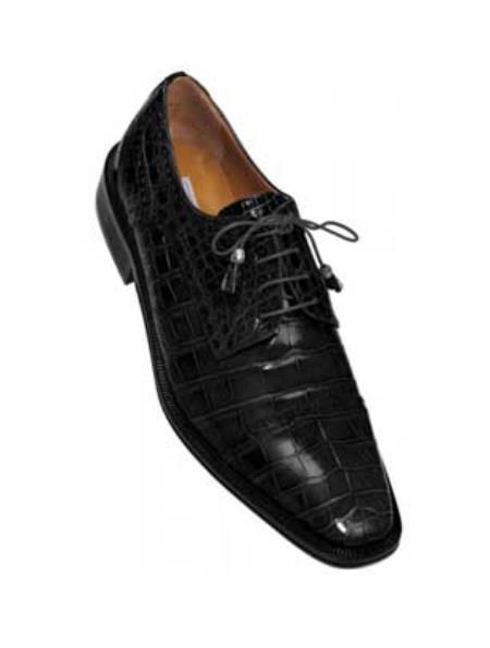 SKU#KA1386 Ferrini Genuine Alligator Shoes