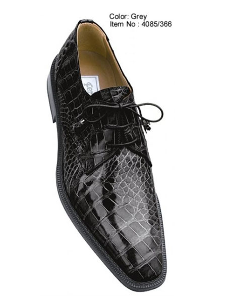 SKU#TF937 Ferrini All-Over Genuine Alligator Shoes $819