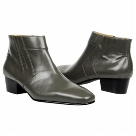 SKU#NV453 Giorgio Brutini Mens Grey Boots $139